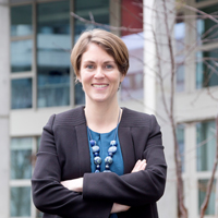 Maëlle Flot - Head of office for International Affairs