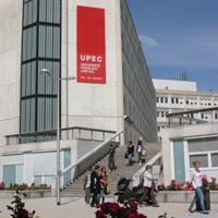 Facade de l'UPEC