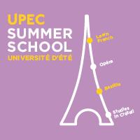 UPEC Summer School - July 3-13 2017